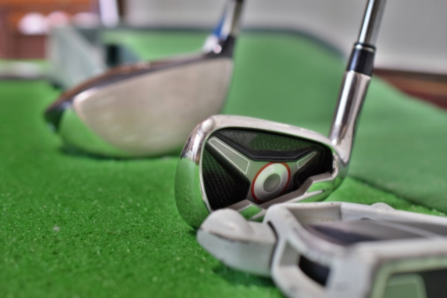 1. 各ゴルフクラブの使用頻度
