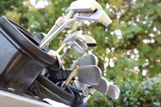 2. 使用頻度が高いゴルフクラブと初心者が必要な本数