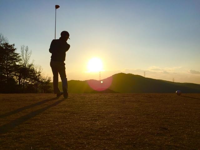 ゴルフスイングが安定しない原因