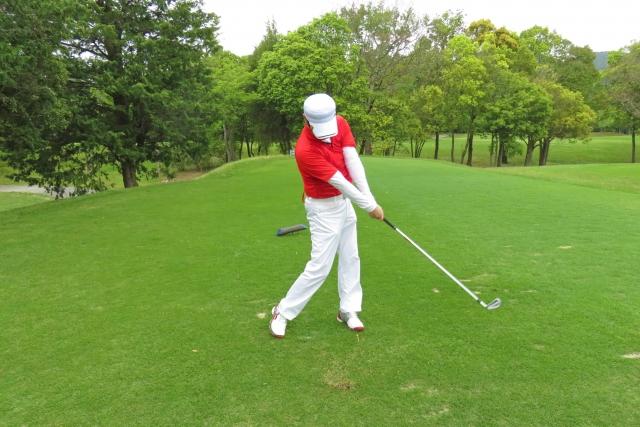2. 7番アイアンのヘッドスピードからゴルフボールがきちんと飛んでいるか確認しよう