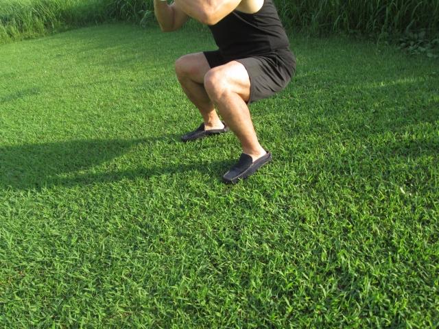 3. 7番アイアンのヘッドスピードを自宅で簡単に上げる練習方法