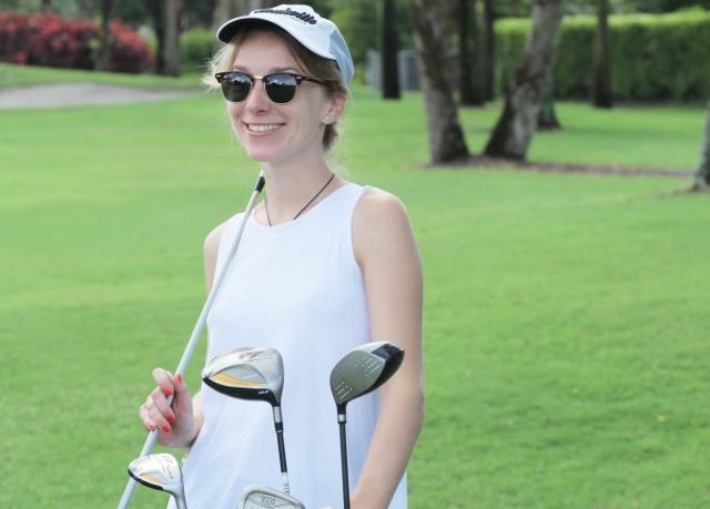 3. 女性ゴルファーの7番アイアンの平均飛距離ってどれくらいなの?