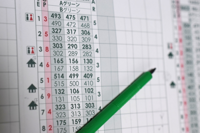 2. 100切りできるゴルファーの割合と人口