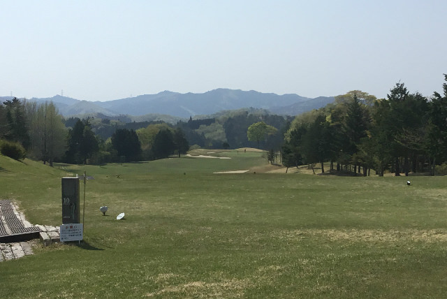 1. うぐいすの森ゴルフクラブ&ホテル馬頭の特徴