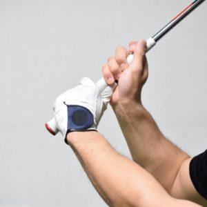 ゴルフスイングでコックを作る理想的なタイミングとは?ベストな位置の見つけ方!