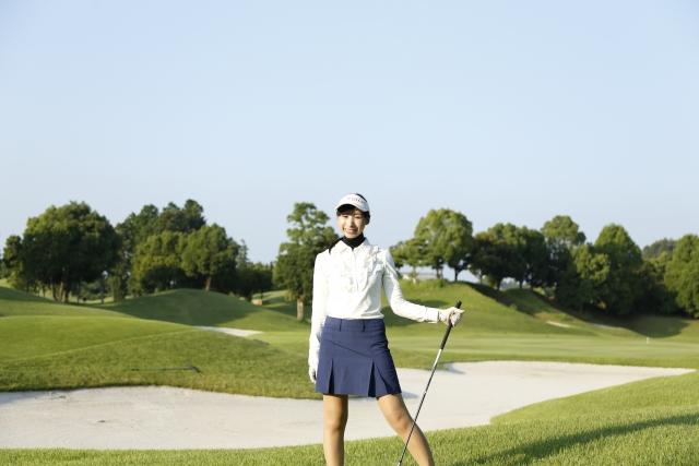 1. 女性ゴルファーの必見!夏のゴルフ場に必要なゴルフ用品の持ち物