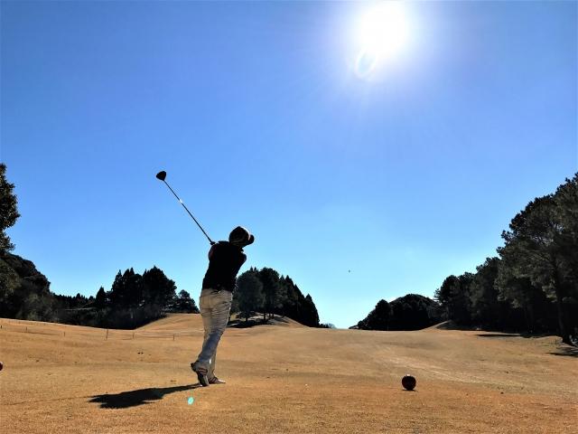1. ゴルフ90切りに必要なドライバーの飛距離