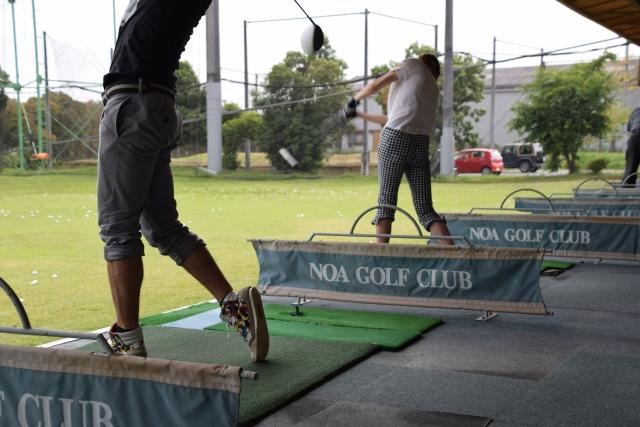 3. ゴルフ90切りに向けた練習場でのコツ