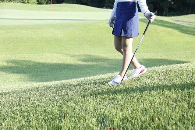 2. 女性のゴルフ100切りの期間は4年を目安にしよう