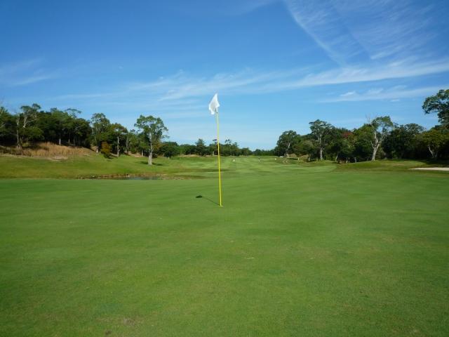 2. 女性の初めてのゴルフのラウンド
