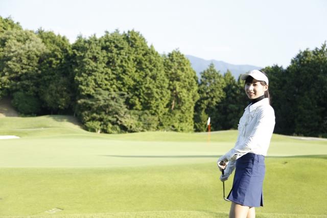1. ゴルフ場への女性の持ち物の持って行き方