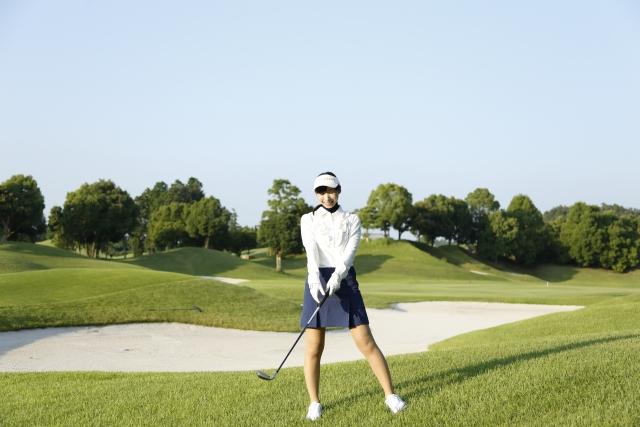 1. 女性がゴルフを始める流れ