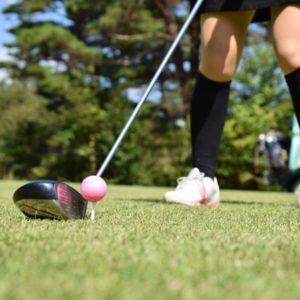 ゴルフで女性のドライバーの飛距離の平均と目安はどれくらい?もっと飛ばすための練習方法!