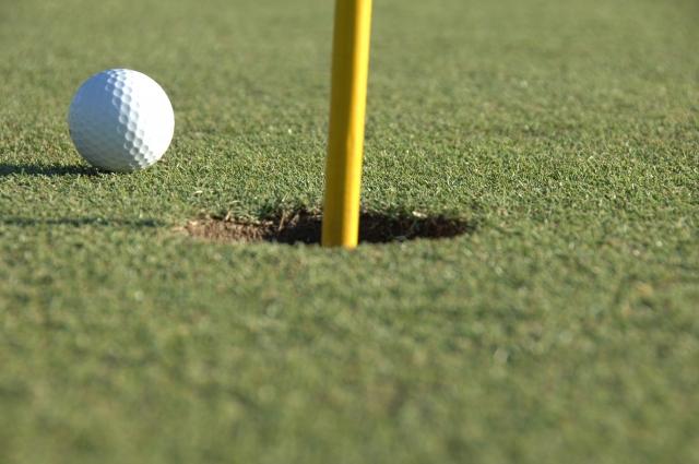 1. ゴルフスコアの4割はパターで決まる!