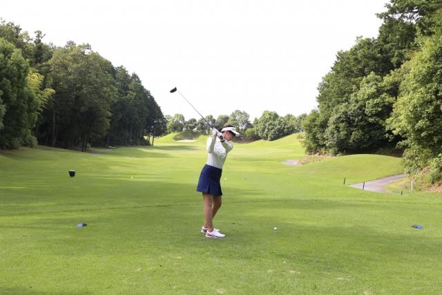 2. 飛距離が不足していると感じた女性ゴルファーへ