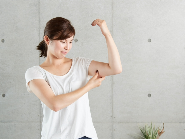 1. ゴルフで腕が筋肉痛になる人の特徴