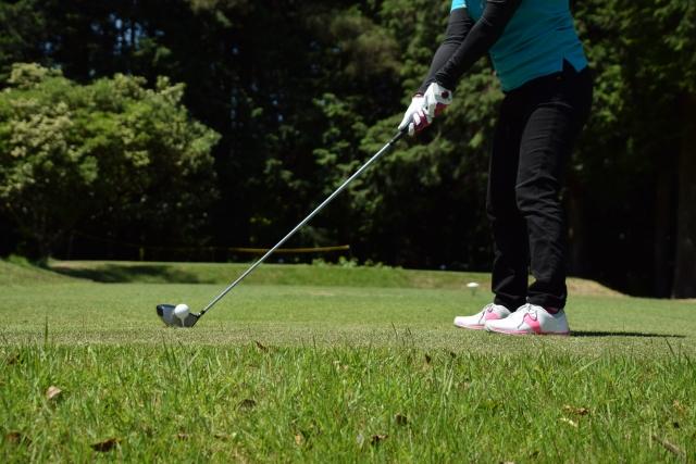 4. 女性でもヘッドスピードを上げてゴルフの飛距離アップ!