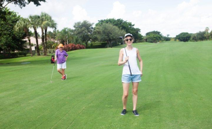 ゴルフでスコア120台の女性ってどんなレベル?もっと上達できる練習方法もご紹介!