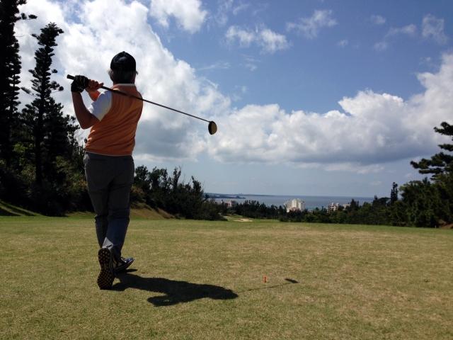 5. ゴルフで脇腹の筋肉痛が酷い時は左手スイングの練習をしよう!