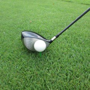 ドライバーのアドレスでの理想的なボールとの距離とは?正しい距離の取り方を大公開!