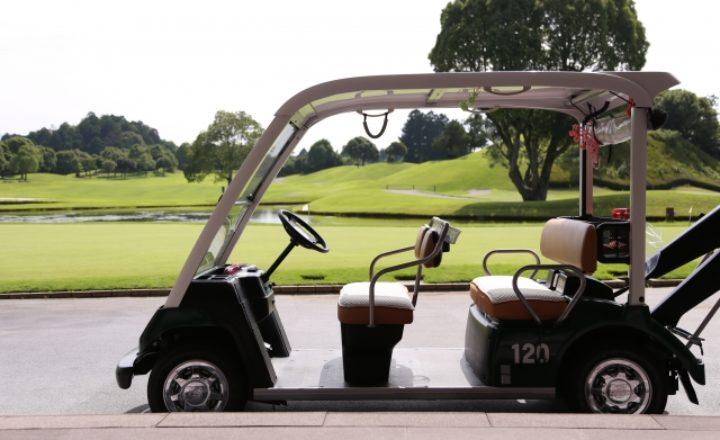 茨城のカートで乗り入れができるゴルフ場特集!厳選人気コースTOP5!