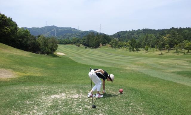 2. ゴルフボールケースの間違った使い方