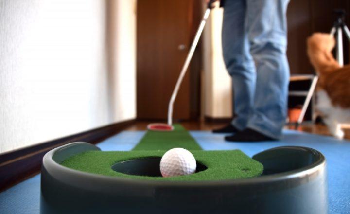 L型パターの上手な打ち方を解説!L字が向いてるゴルファーの特徴も!