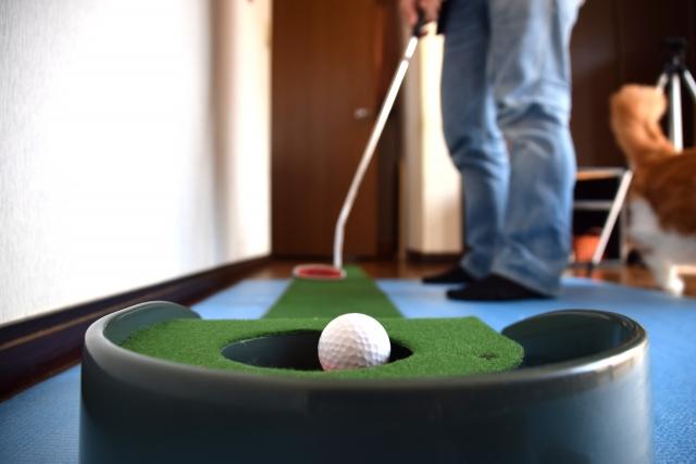3. L型のパターの向いているゴルファーの特徴