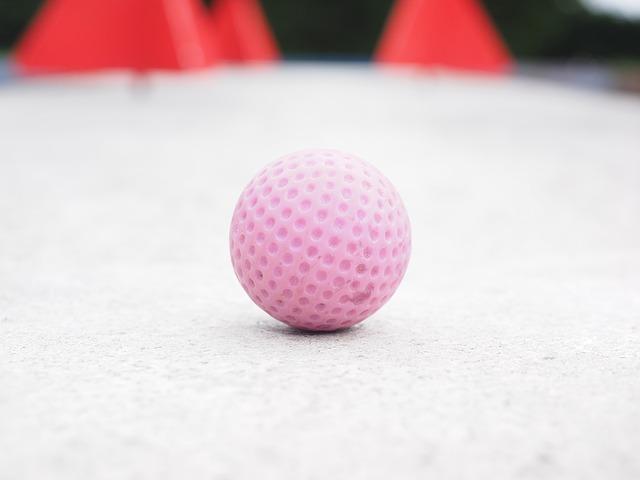2. 見た目もかわいいレディース用ゴルフボールの人気ランキング!