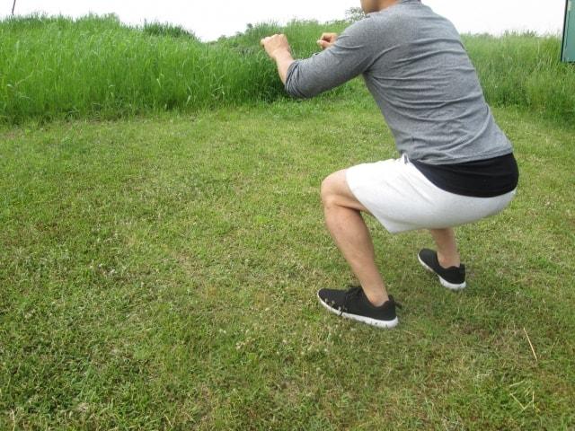 1. 下半身の筋トレでゴルフ場が上達する理由