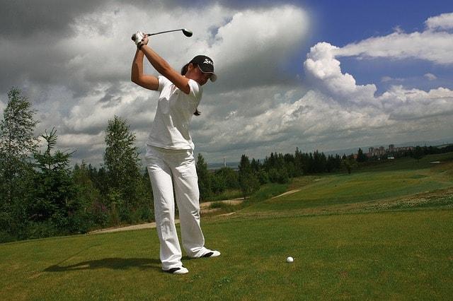 2. レディース向けゴルフボールの中でもピース数に違いがある!